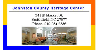 Johnston County Heritage Center