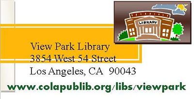 View Park Library