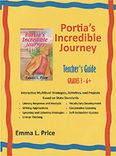 Portia's Incredible Journey Teacher's Guide