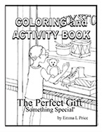 The Perfect Gift Something Special Coloring Book